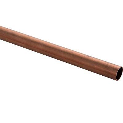 Tubo Cobre L 1 1/2pg x 6m