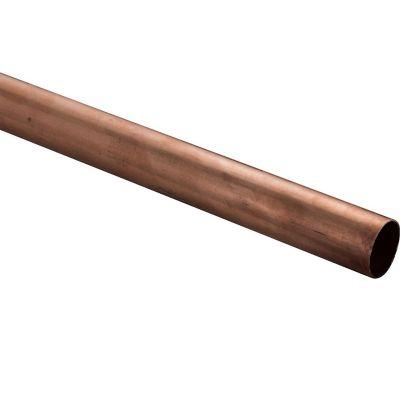 Tubo Cobre L 2pg x 6m