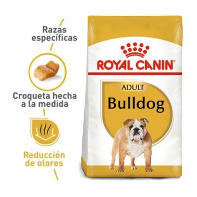 Alimento Raza Bulldog Adulto 2.72 kg