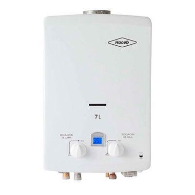Calentador 7 Litros Tiro natural a Gas Natural