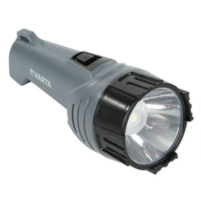 Linterna Recargable Grande 100 Lumens