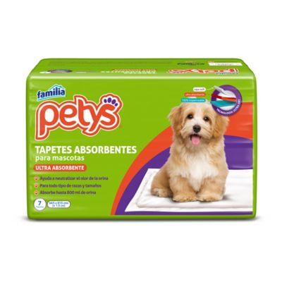 Tapetes Absorbentes Petys x 7