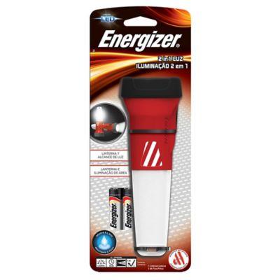 Linterna Emergencia Señalizacion 2-en-1