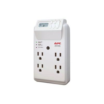 Supresor de Picos + Temporizador Para Ahorro Eléctrico 4 Salidas
