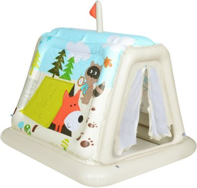 Casa Infantil Inflable Snow