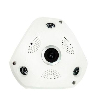 Cámara IP Panorámica Fija Cobertura 360° WiFi VTA-83725