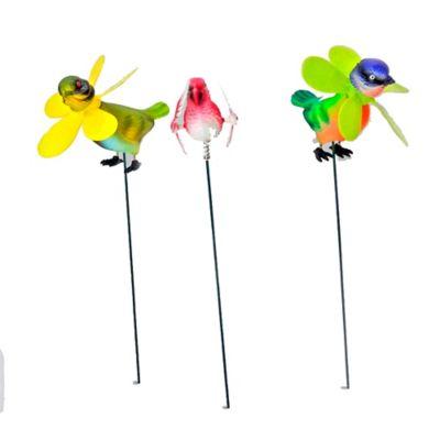 Pincho Decorativo Pájaros