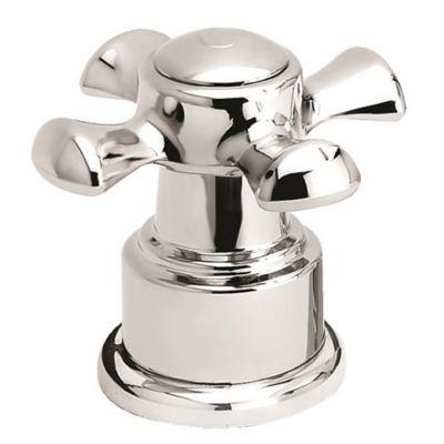 Manija Balta Cruceta Ducha para Agua Fría