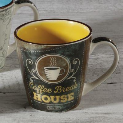Mug 405ml Coffee Break