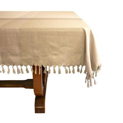 Mantel Telar Habano 150x150cm