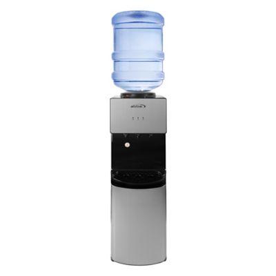 Dispensador de Agua Fria-Caliente Con Gabinete 15 Lt - Blanco