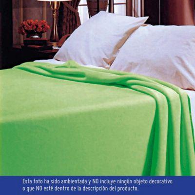 Cobija Romance Doble 180x220 cm Verde