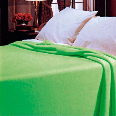 Cobija Romance Extradoble 220x240 cm Verde