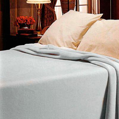 Cobija Romance Sencilla 160x220 cm Gris