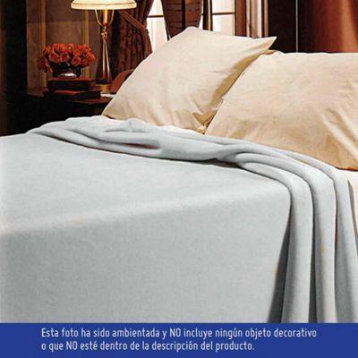 Cobija Romance Extradoble 220x240 cm Gris