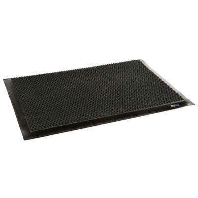 Tapete Atrapamugre Drymat 60x45 cm Negro