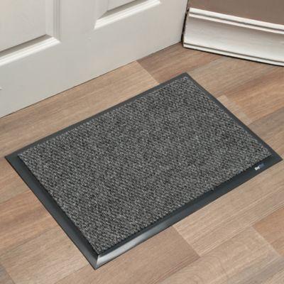 Tapete Atrapamugre Drymat 60x45 cm Gris