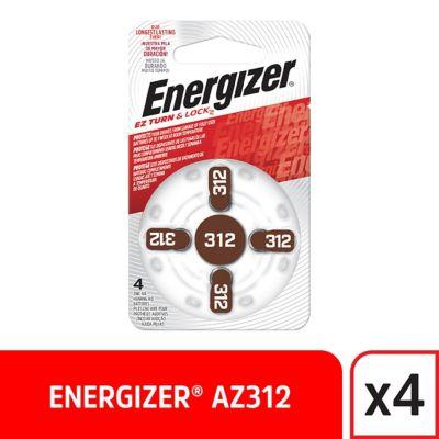 PILA AUDITIVA AC312 ENERGIZER