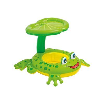 Flotador Con Toldo Froggy