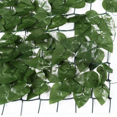 Jardín Vertical Artificial Sauce 100 x 300 cm