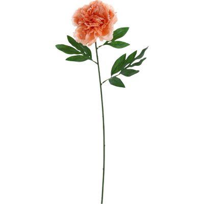Flor Artificial Peonia Melon 63 cm