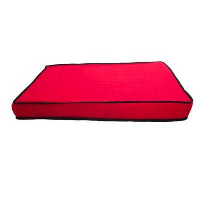 Colchón Drill Ortopédico Grande Rojo