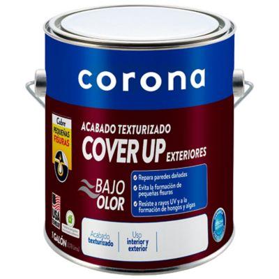 Pintura para Exterior Acabado Cover Up 1 Galón