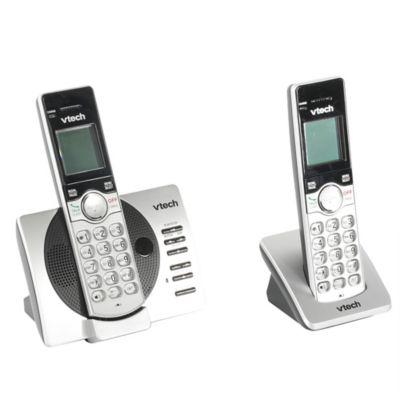 Teléfono Inalámbrico 2 Auriculares Id Altavoz Contestador - CS6929-2 CA