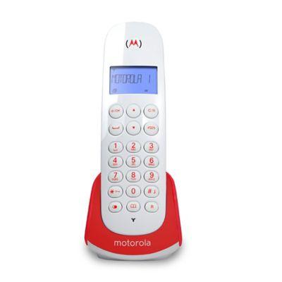 Teléfono Inalámbrico Identificador Rojo - M700R CA