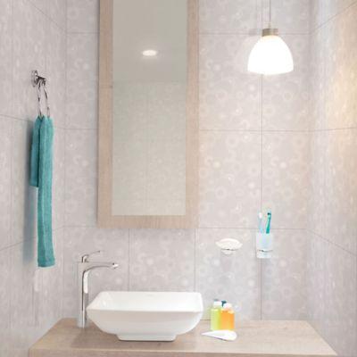 Pared Cerámica Tavira Blanco 30x45 cm caja 1.5 m2