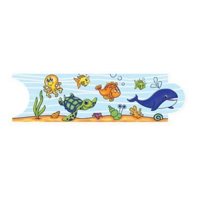 Listello para Baño Martina 8x25 Centímetros Multicolor