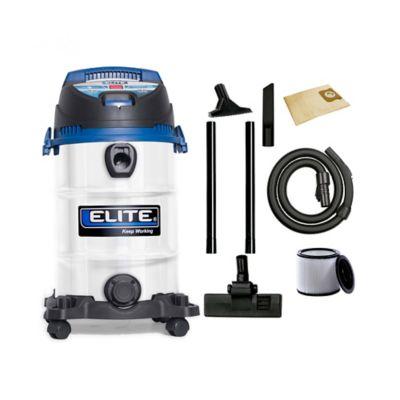 Aspiradora Para Seco y Húmedo de 5.0 Hp 30 Litros Azul