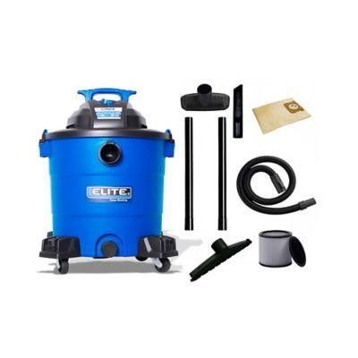 Aspiradora para Seco y Húmedo de 6 Hp 45 Litros Azul