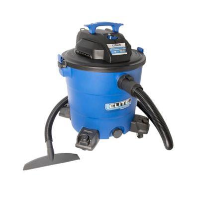 Aspiradora para Seco y Húmedo de 6.5 Hp 60 Litros Azul