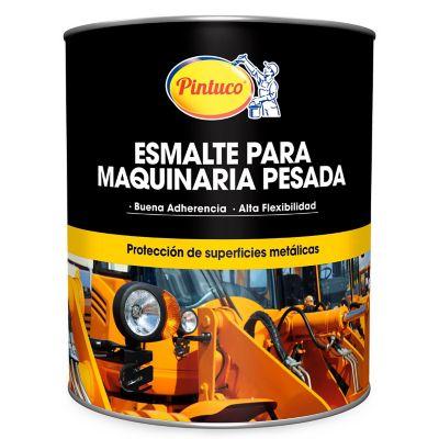 Esmalte Maquinaria Pesada Amarillo 11271 Galón
