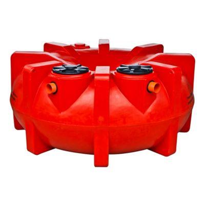 Tanque Séptico Integrado Circular 4.000 Litros