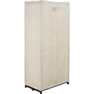 Closet De Tela 75x160x45 cm Beige