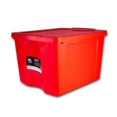 Caja Organizadora Fullbox 48x37x60 cm 75 Lt Rojo
