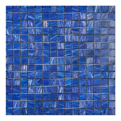 Mosaico Solo Blue 32.7x32.7 cm Lt