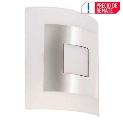 Aplique Pento 1 Luz E27 Cromo