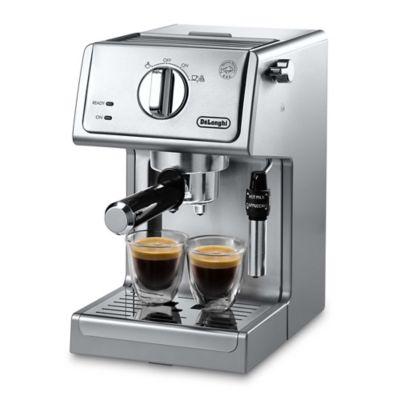 Cafetera para Espresso 15 Bares ECP3630 Gris