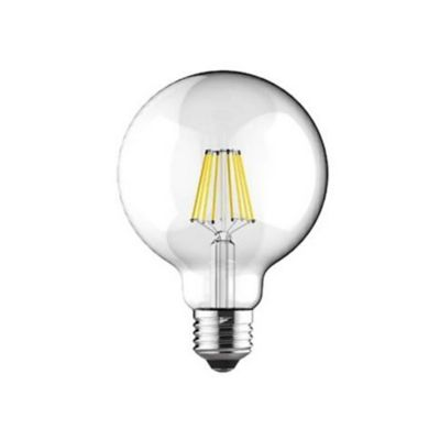 Globo LED Filamento 8W Dimerizable Luz Cálida E27