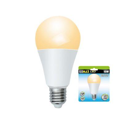 LED Bulb-Sens Micro 10W Luz Fría E27 25.000 Horas Luz Blanca