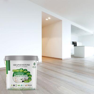 Pintura Ecológica para Interior Con Grafeno 15 Litros Blanco