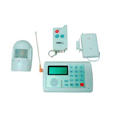Sistema Inalambrico De Alarma Panel De Control