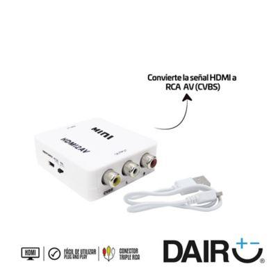 Caja de Conversion de HDMI A RCA