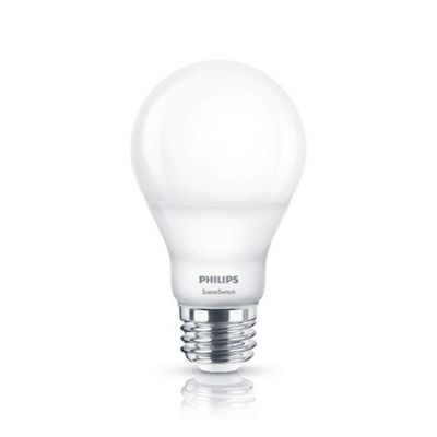 Bombilla Led Cambio de Intensidad Luz Fría E27 9W