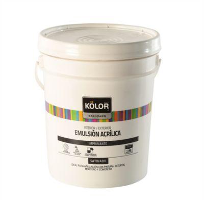 Acronal Kolor 50% Solidos X 5 Galón