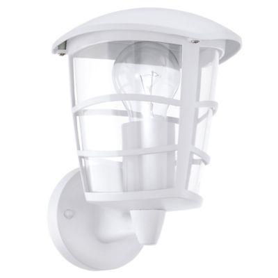 Farol Pared Aloria1 1 Luz E27 60W Blanco