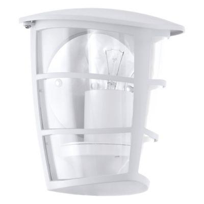 Farol Pared Aloria3 1 Luz E27 60W Blanco